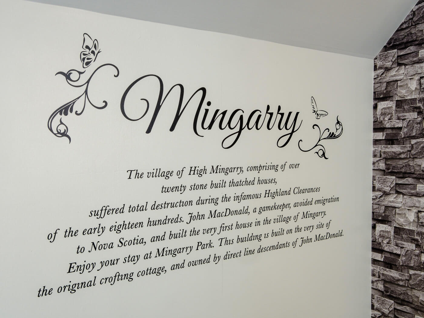 Mingarry Suite
